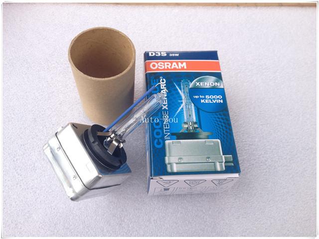Free shipping! OEM Osram D3S 12V 35W 5000K/6000K Xenon Bulb Lamp Light Lighting Car Headlight(China (Mainland))