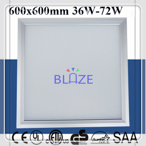 SAMSUNG leds 54W White LED Panel Lamp for Ceiling Light 600x600mm, Save 85% Energy<br><br>Aliexpress