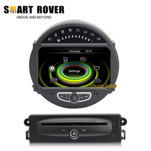 A8 Chipset Car DVD For Mini Cooper 2006-2013 GPS Navi Radio RDS Audio Video Player Bluetooth iPod Steering Wheel Control(China (Mainland))
