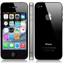 Iphone 4 High Quality Original Factory Unlocked Cell phones GSM 3.5 Inch 8GB/16GB/32GB GPS WIFI 5MP Camera Free Shipping