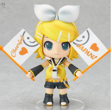 Buy GSC Nendoroid 189# Vocaloid Hatsune Miku Kagamine Rin Miku Sakura Miku PVC Action Figure Collection Model Toy 10cm 4'' for $16.83 in AliExpress store