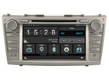 FOR TOYOTA CAMRY (2007-2011) CAR DVD Player car stereo car audio head unit Capacitive Touch Screen SWC DVR car multimedia