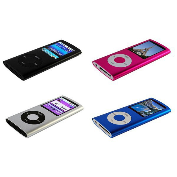 new free mp4 music video downloads 4th Gen MP4 Player 1.8'' Video Radio FM MP3 MP4 9 COLORS for ipod nano mp4