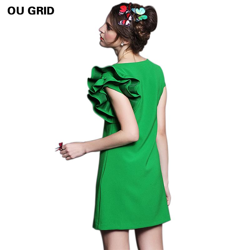Summer Dress 2016 Summer Style 6XL Plus Size Women Clothing 5XL A-line ...