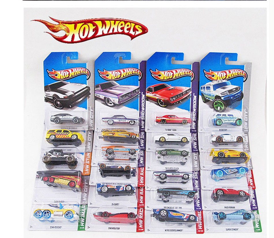 1 pcs metal car model classic antique collectible toy cars for sale hotwheels collection hot wheels miniatures scale cars models(China (Mainland))