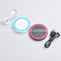 Qi Universal Ultra Slim Wireless Qi Charger Charging Pad for LG Nexus 4 5/Lumia 920/Galaxy S3 S4 Note 2 Note 3 by DHL