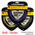 Original Jagwire Universal Sport Brake Shift Bicycle Cable Sets Road Mountain Bike Stainless Liner Housing Cables