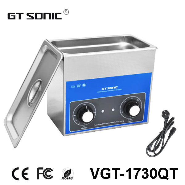 GT SONIC Ultrasonic cleaner manufacture sterilizing tattoo instruments ultrasonic cleaning machine tools cleaning equipment(China (Mainland))