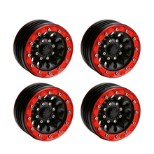 Buy 4Pcs/Set RC Crawler 1:10 Metal Alloy 1.9 Inch BEADLOCK Wheel Rim 1/10 Axial SCX10 TAMIYA CC01 RC4WD D90 D110 RC Car for $35.99 in AliExpress store