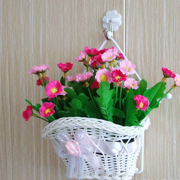Cheapest Silk Flower Hanging Baskets : Popular hanging basket designs buy cheap