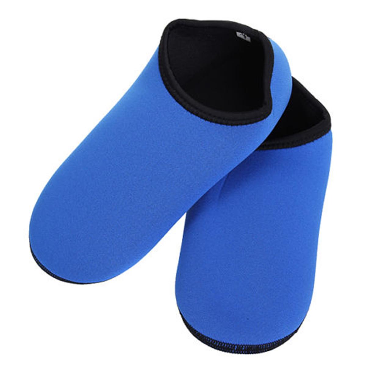 5 Size New 2.5mm 1 Pair Neoprene Diving Socks Swimming Diving Scuba Snorkeling Sports Socks Indoor Footwear Skiing Gadgets(China (Mainland))