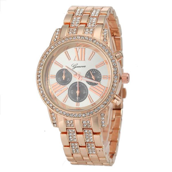 2015 New famous brand women quartz Watch Rome digital watch Rhinestone top brands Ladies watch 0150(China (Mainland))