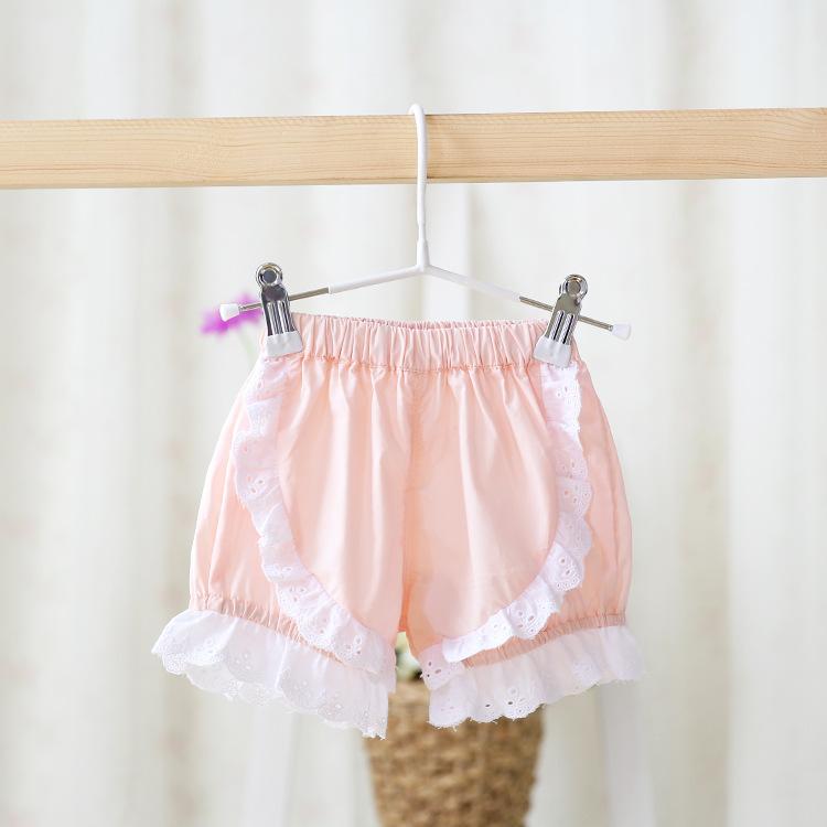 Brand New 2015 Baby girls Shorts Summer Cotton Shorts Infant Newborn Bebes Pants Leggings Pant 4colors<br><br>Aliexpress