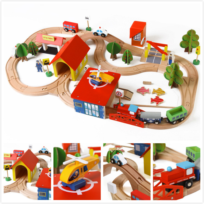 Diecasts Toy Vehicles Kids Toys Thomas train Toy Model Cars wooden puzzle Building slot track Rail transit Parking Garage 3119(China (Mainland))