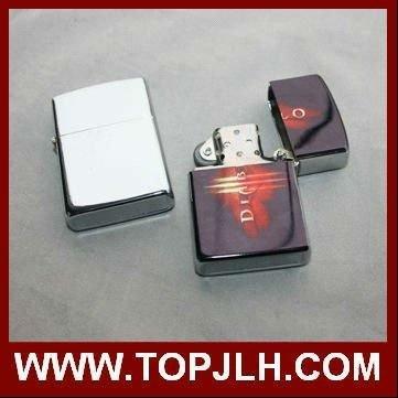 Sublimation metal lighter