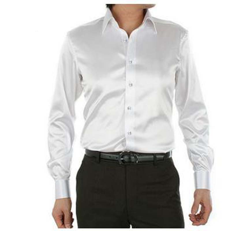 Popular rayon mens shirts buy cheap rayon mens shirts lots for Mens rayon dress shirts