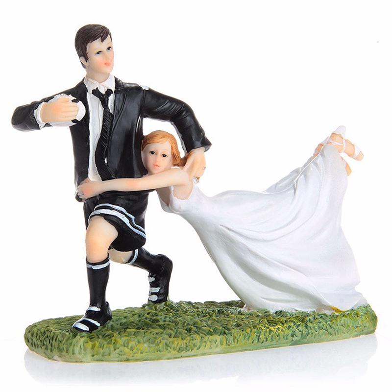 Wedding Gift Ideas Rugby : Popular Cute Cake Toppers Wedding-Buy Cheap Cute Cake Toppers Wedding ...