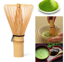 Buy Hot Sale Japanese Ceremony Bamboo 64 Matcha Powder Whisk Green Tea Chasen Brush Tool for $11.94 in AliExpress store