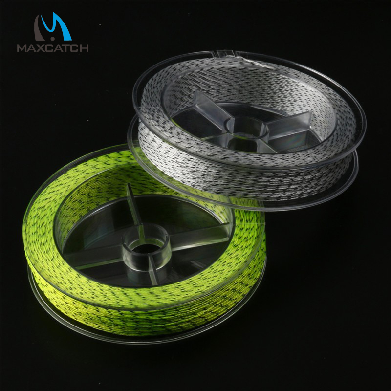 Top quality 2 pcs 30lb braided backing fly fishing line for Best braided fishing line