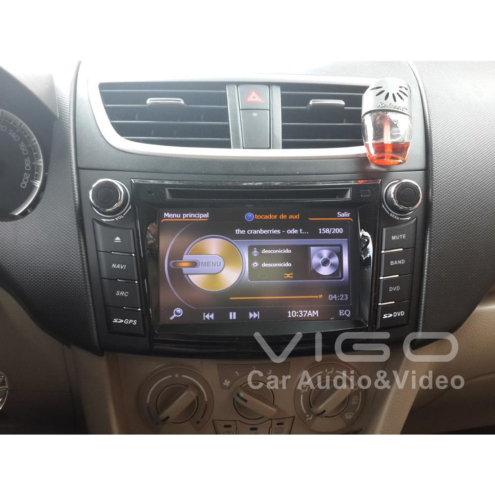 car stereo gps navigation for suzuki swift 2011 2012 radio rds dvd player multimedia headunit. Black Bedroom Furniture Sets. Home Design Ideas