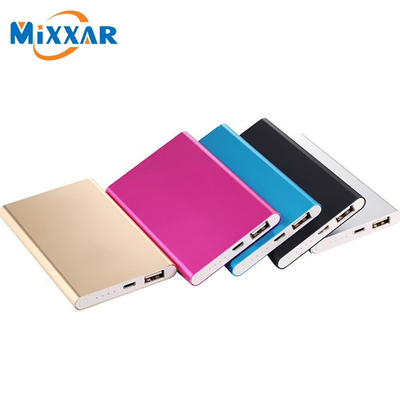 ZK90 Mixxar 5600mAh Power Bank Portable Powerbank External Battery Pack Charger for xiaomi for Lenovo android phone Tablets(China (Mainland))