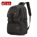 2017 hot Fashion men backpack Travel bag Large capacity student backpack computer notebook bag high quality