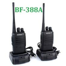 BF-388A cheap portable mini handheld Walkie Talkie UHF 400-470 MHz 5W 16CH  UHF radio with retail box .