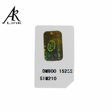 Anewish Good quality and cheap card for DM800 Sim card 2.10 for DM800 and Sunray 800 Free Shipping(China (Mainland))