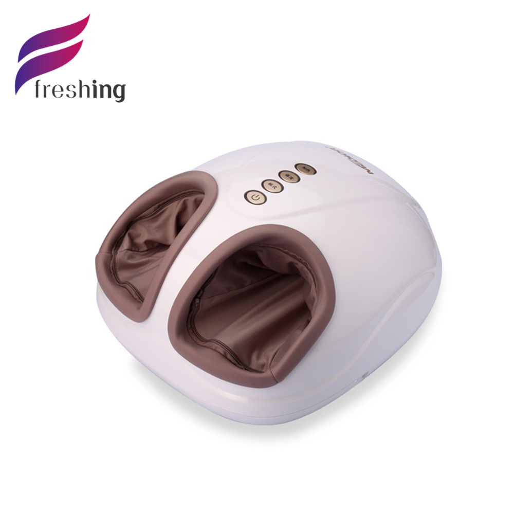 Free Shipping Smart Foot Massager Good Design Foot Relax Massager Pressure Foot Machine Infrared Heating Kneading Foot Massager(China (Mainland))