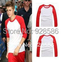 2014 Justin Bieber Clothes fashion cool clothing men's shirts bieber t shirt men - PingPing Store store
