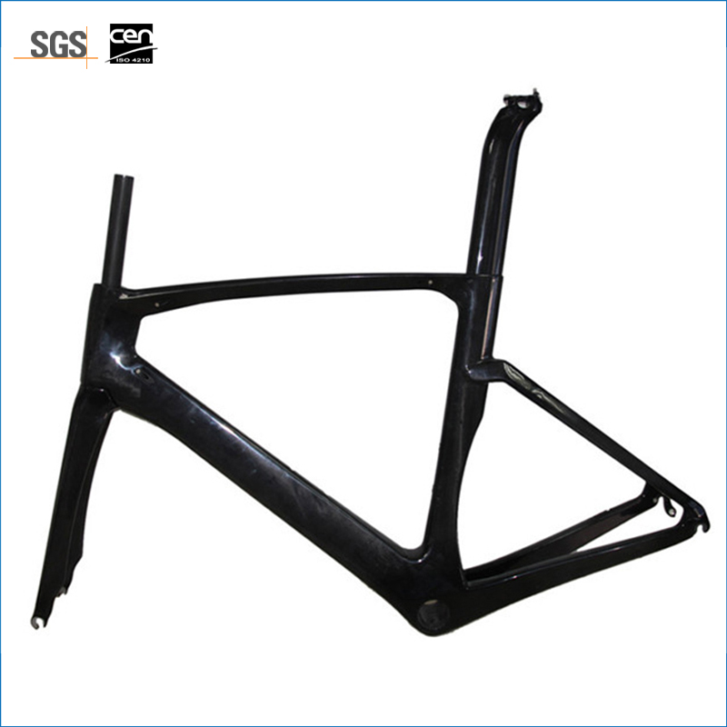 Hot sale carbon road TT bike frame, fork, seatpost,seat clamp and headsets Di2 compatible Carbon Time Trial Road Bicycle frame(China (Mainland))