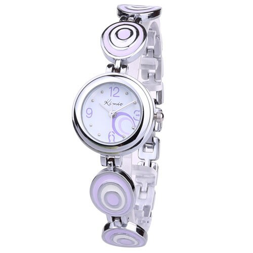2015 ms kimio fashion luxury watches leisure waterproof wrist watch blue, and purple, and red watches reloj kimio mujer<br><br>Aliexpress