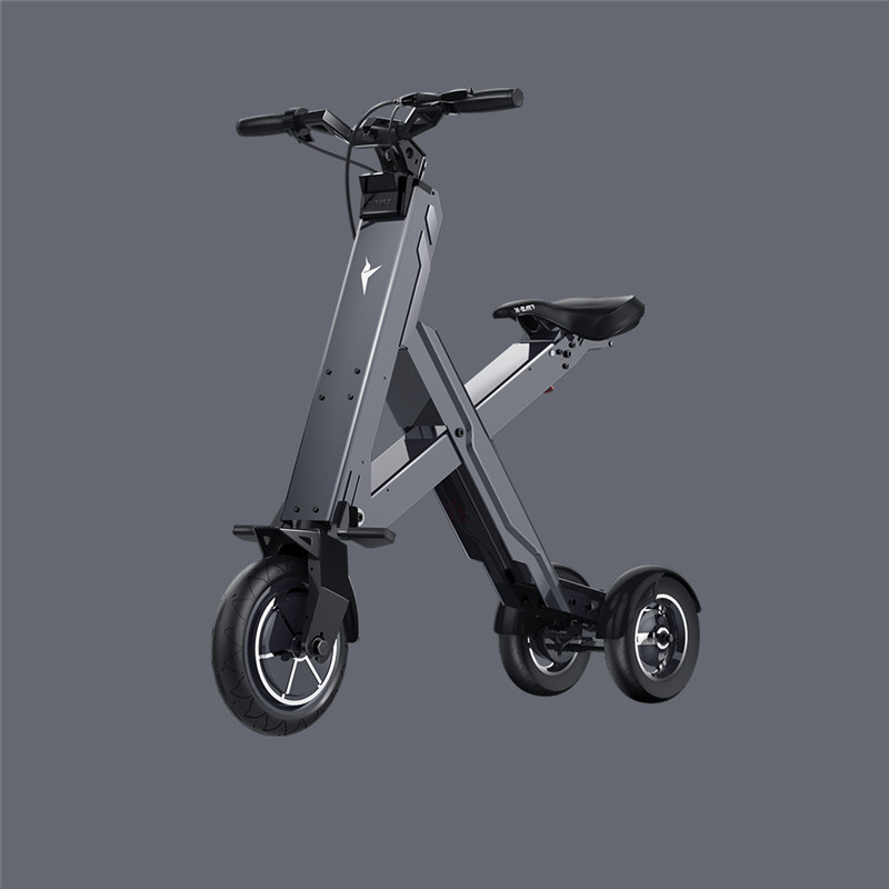 2016 x bird xi cross pro 50km foldable electric scooter for Folding motorized scooter for adults
