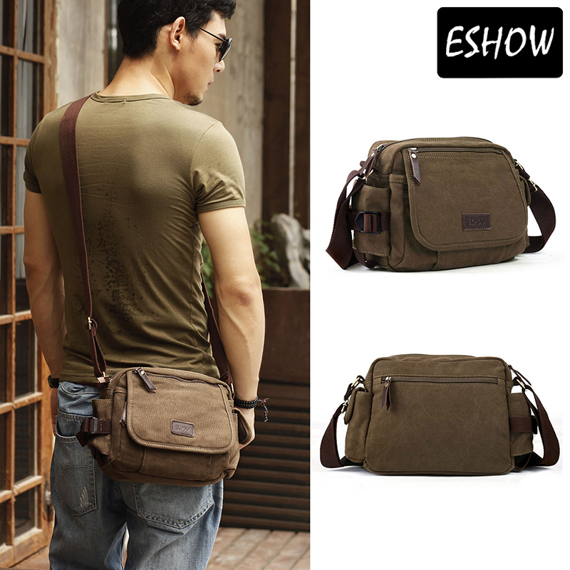 Small Satchel Shoulder Bag – Shoulder Travel Bag