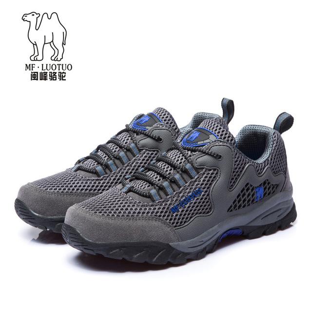 2016 новый открытый обувь мужская повседневная обувь нескользящей обуви
