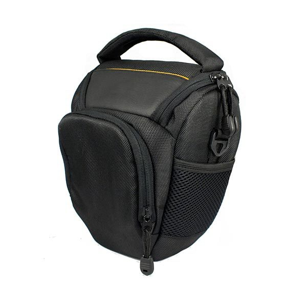 Triangle Camera Case Bag for Nikon D5000 D40 D3000 D60 D70 D700 D300S D80 D90(China (Mainland))