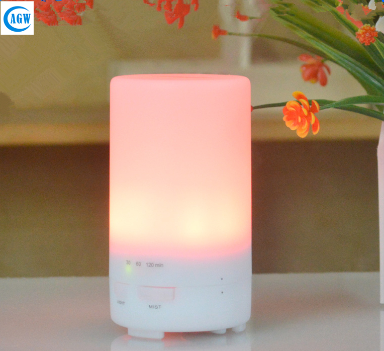 Free shipping 50ml mini USB ultrasonic essetial oil aroma diffuser fragrance air humidifier mist maker for car home office SPA(China (Mainland))