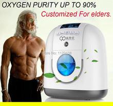 1 л 3 л 6 л интеллектуальный портативная кислород концентратор XY-3