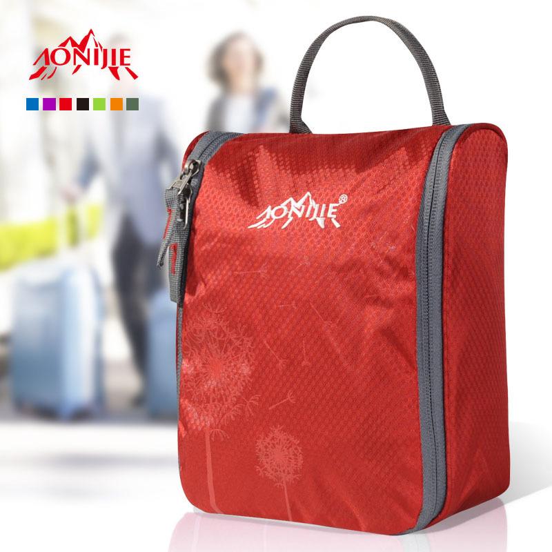 Fashion Multi-Function Cosmetic large Ladies Wash Bags Waterproof Women Travel Makeup Bag wear-resisting 2163(China (Mainland))