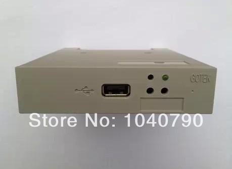 "Free Shipping SFR1M44-U100K Black 3.5"" 1.44MB USB SSD FLOPPY DRIVE EMULATOR for YAMAHA KORG ROLAND Electronic keyboard GOTEK(China (Mainland))"