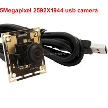 Buy Auto exposure AEC Mini 38x38mm 2592*1944 5megapixel ov5640 HD cmos wide angle camera module 170 degree fisheye lens usb cam for $54.89 in AliExpress store