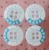 Free shipping 120pcs/lot 4 holes round shirt buttons 12.5mm reisn button for scrapbooking H0183