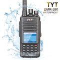 100 Brand New Original TYT Waterproof IP 67 UHF 400 480MHZ 5W DMR Portable FM Transceiver