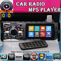 NEW 12V 4 0 HD Car MP5 Player Supports Rear view camera 1080P Stereo FM Radio