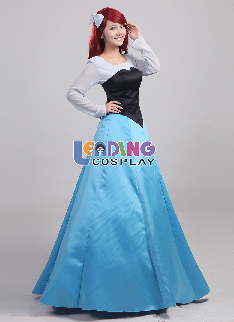 Little mermaid costumes for adults