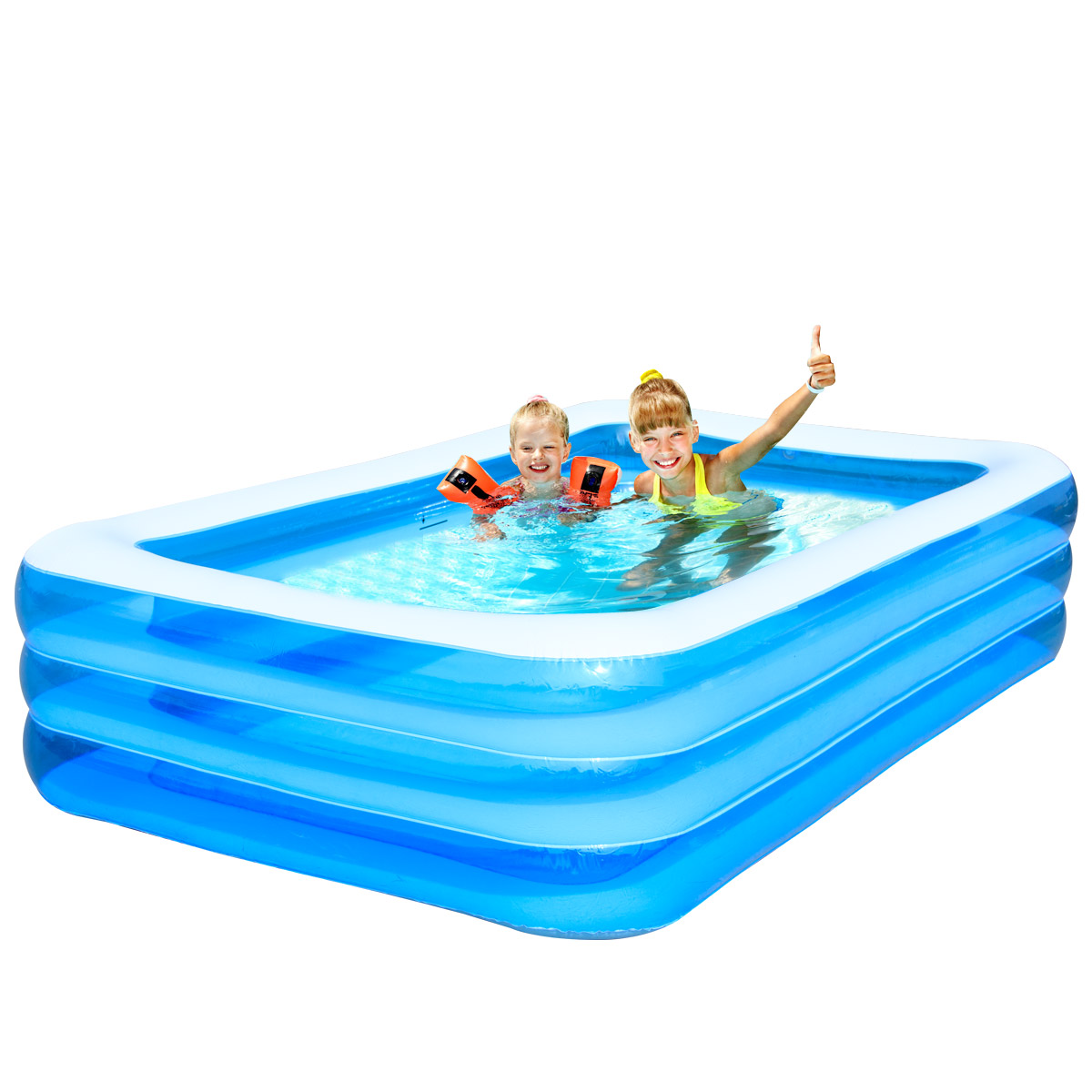Piscine gonflable prix for Prix piscine gonflable
