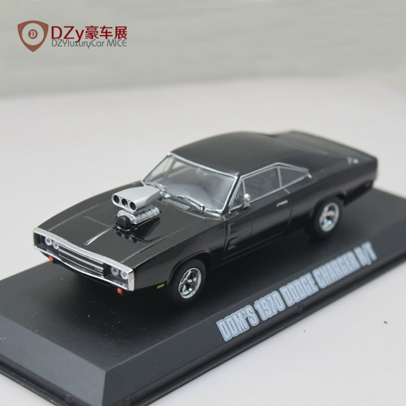 1/43 Greenlight DOM'S 1970 DODGE CHARGER R/T(China (Mainland))