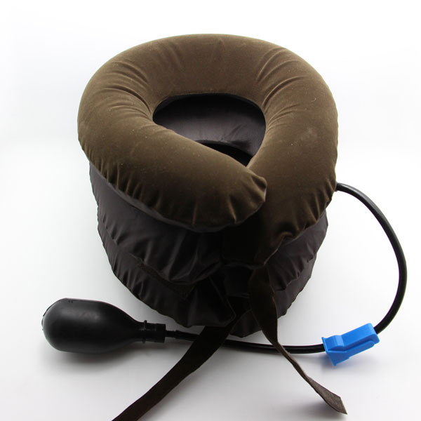 how to use neck traction pillow