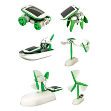 Children's Toys Solar Kit Build Your Own Science Toy DIY    HB88(China (Mainland))