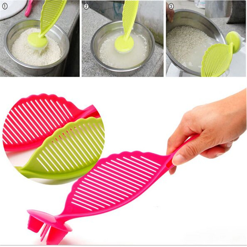 Good use rice washing device kitchen creative tool cute rice washing device by hand free in - Six alternative uses of rice at home ...
